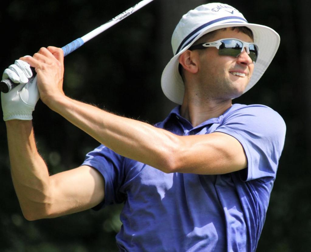 Midland's Cameron Lippoldt Leads 2020 Michigan Amateur Championship
