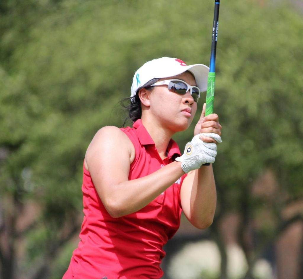 Midland's Kimberly Dinh Wins GAM Women's Mid-Amateur in Playoff