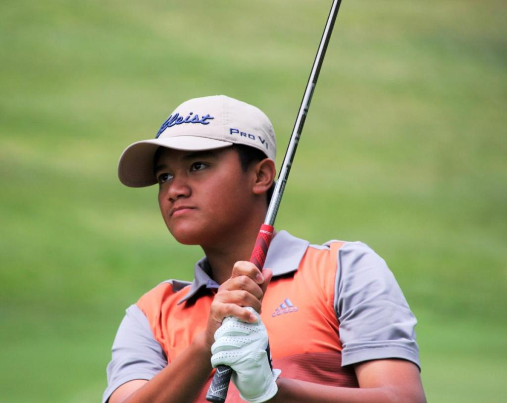 Defending Champion Upset, 15-Year-Old Makes Sweet 16 in Michigan Amateur