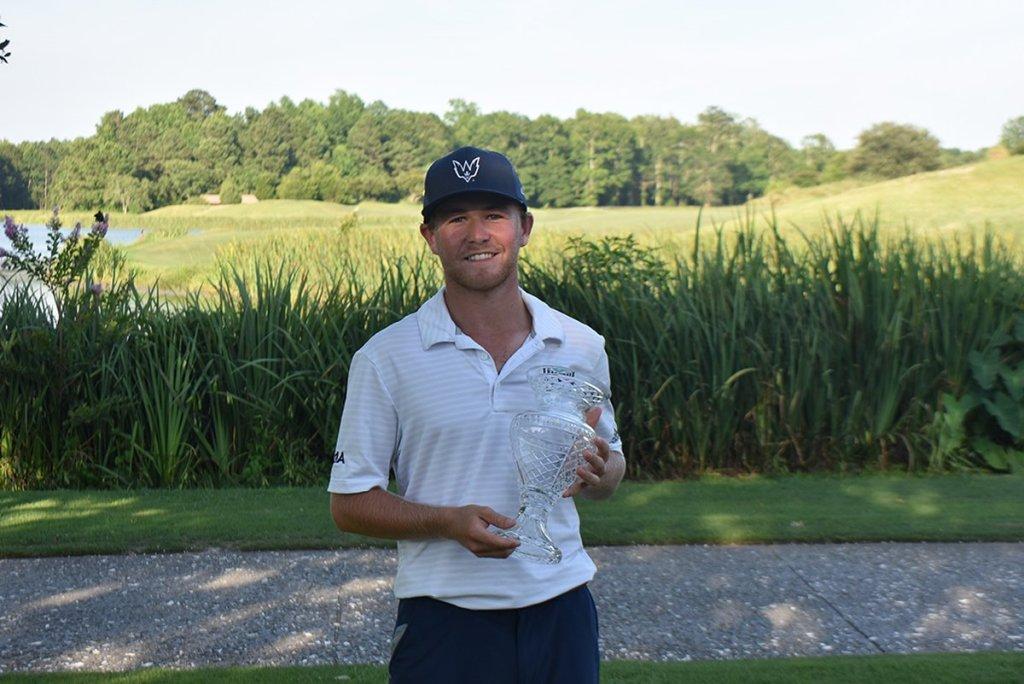 Robbins, Roberts Win Golfweek Myrtle Beach Collegiate