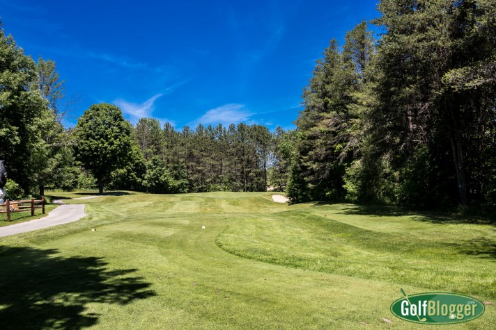 Chestnut Valley Golf Course Review The eleventh hole