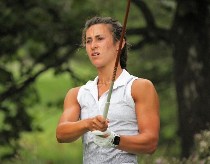 Kramer Leads Michigan Women's Amateur Into Match Play