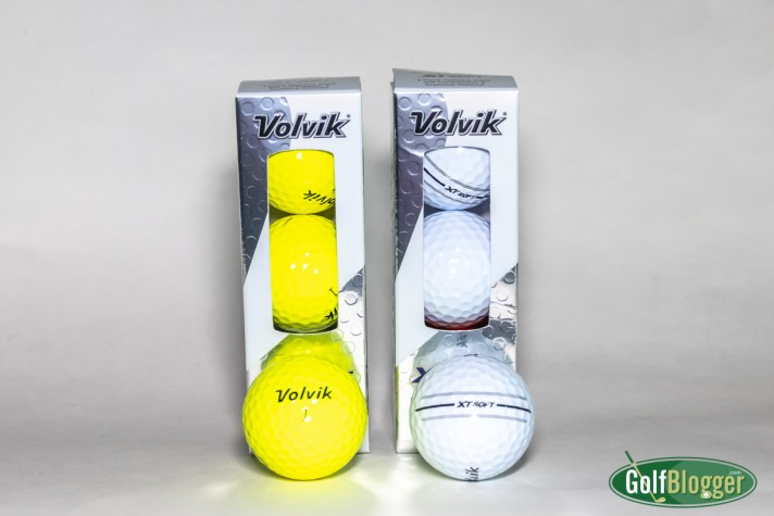 In The Mail: Volvik XT Soft