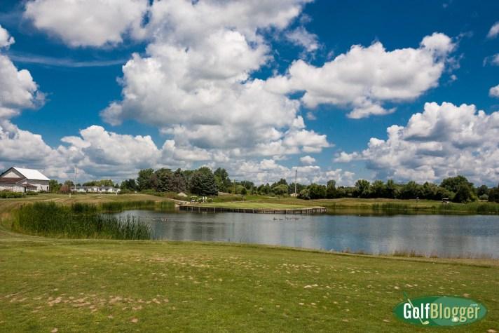 The Legacy Golf Course Review Eighteenth Hole eight hole
