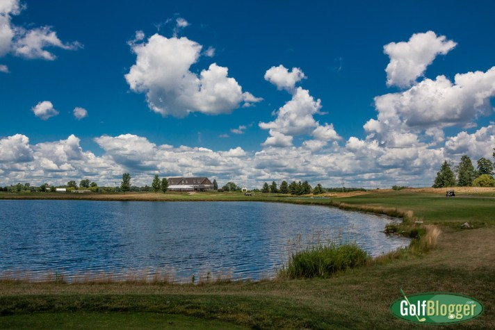 The Legacy Golf Course Review Eighteenth Hole