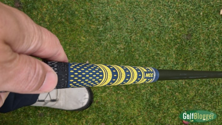 GolfBlogger's 2020 Holiday Gift Guide - Accessories - GolfPride MCC Teams Grip