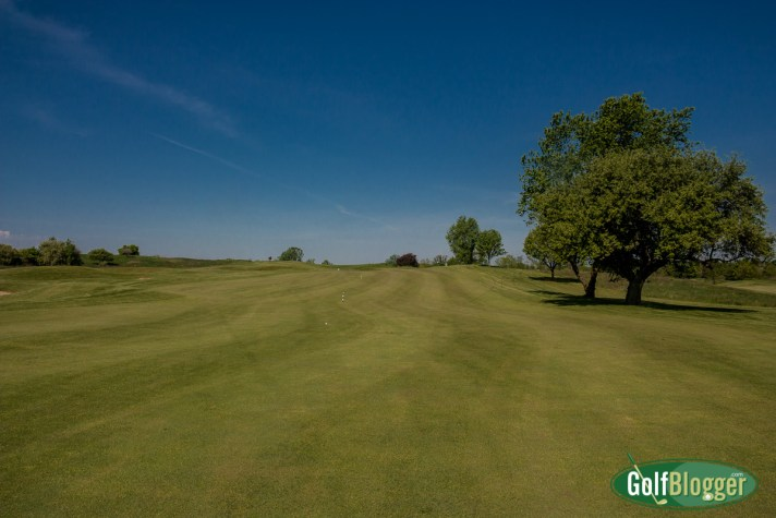 The Links At Hunters Ridge Golf Course Review sixteenth hole