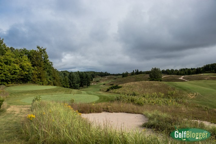 Kingsley Club Golf Course Review Seventh Hole
