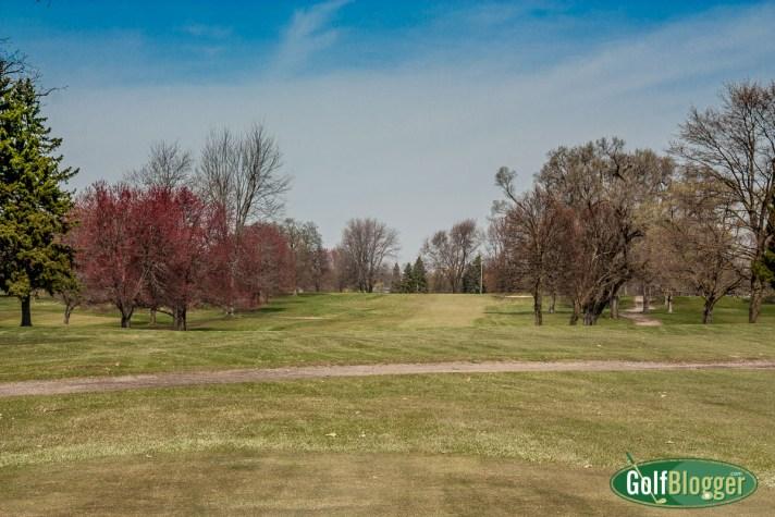 An Early April Round At Washtenaw