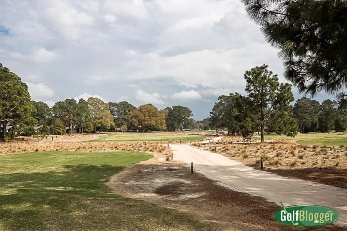 Pinehurst No. 3 Review Fifteenth Hole
