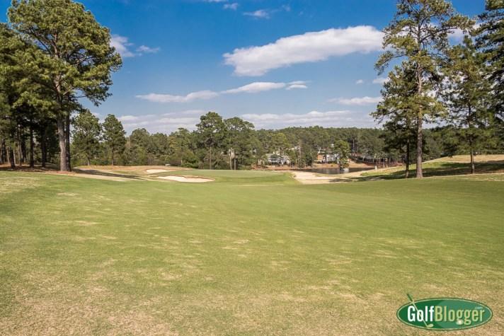 Pinehurst No. 8 Review fourth hole