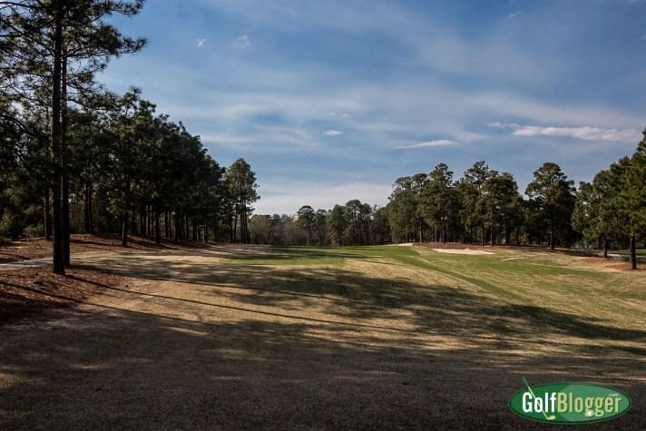 Pinehurst No. 8 Review Seventh hole