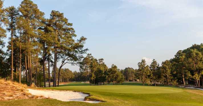 Pinehurst No. 3 Review Sixteenth Hole