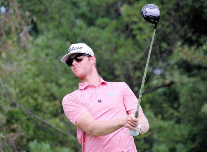 Benny Cook (pictured) Maintains Lead in 100th Michigan PGA Professional Championship