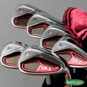 In The Mail: Tommy Armour TA1 Irons
