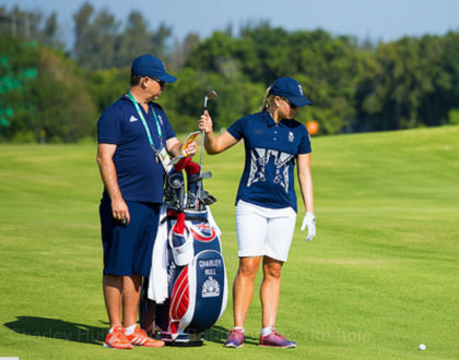 Golf Business News  Women Take Centre Stage In Historic