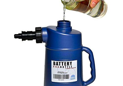 Heavy Duty Battery Filler With Auto Shut And Drip