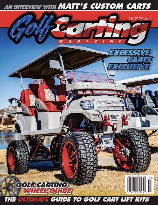 Golf Carting Magazine July 2020