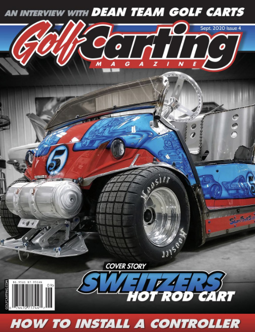 Golf Carting Magazine September 2020