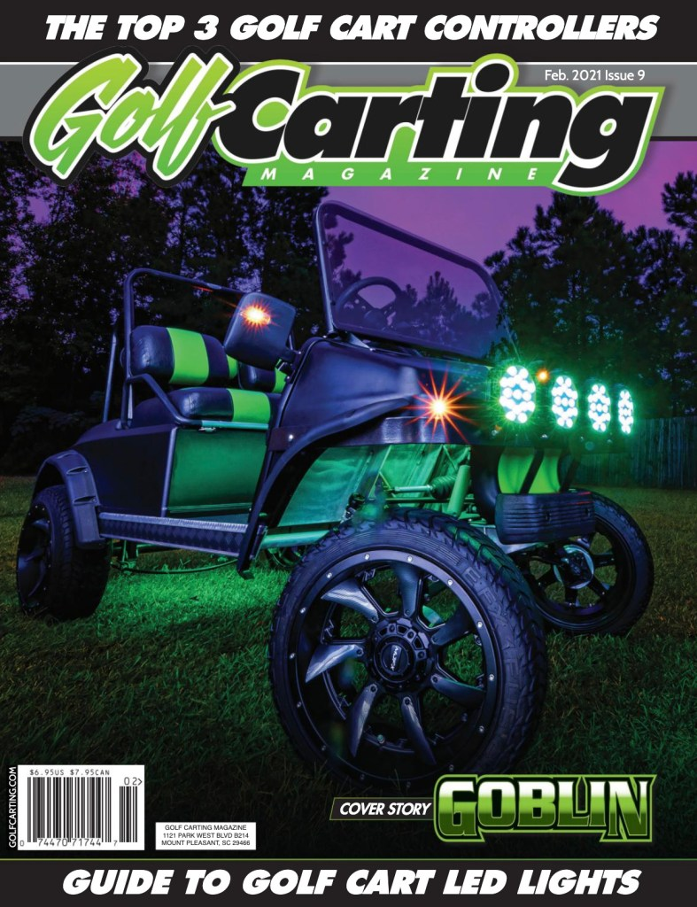 Golf Carting Magazine February 2021