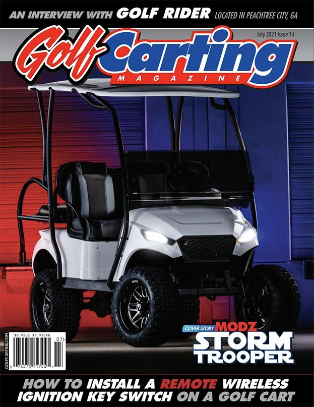 Golf Carting Magazine July 2021