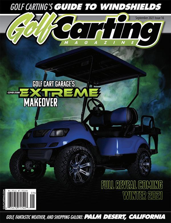 Golf Carting Magazine Sept 2021