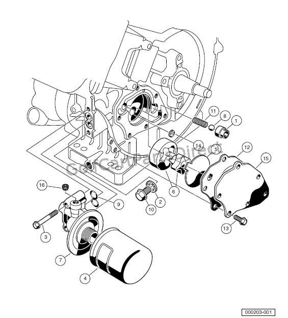 ENGINE - FE350 ENGINE