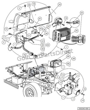 OBC COMPUTER, CONTROLLER, AND SOLENOID – ELECTRIC VEHICLE