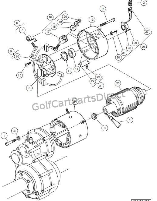 MOTOR (MODEL EJ8-4001A)