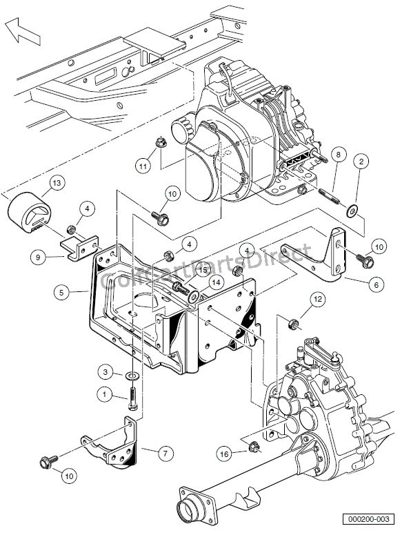 Circuit Electric For Guide: 2007 club car wiring diagram