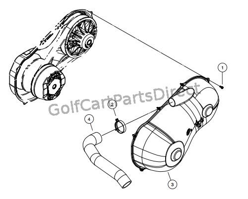 [DIAGRAM] Gas Club Car Transmission Parts Diagram FULL