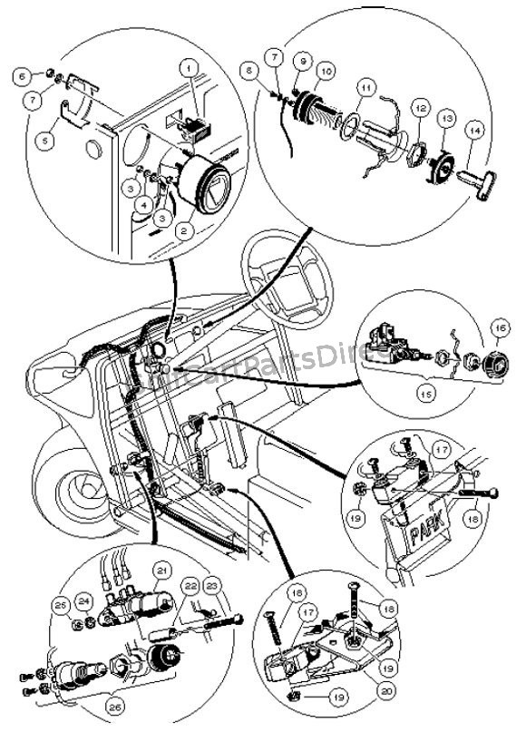 acura rl wiring harness ends