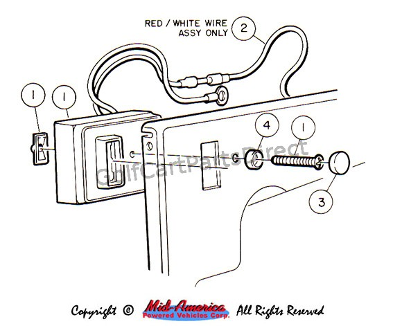 1991 Club Car Wiring Diagram