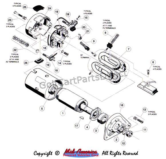 1993 Ezgo Golf Cart Wiring Diagram 1992 1996 Club Car Ds Gas Or Electric Golfcartpartsdirect