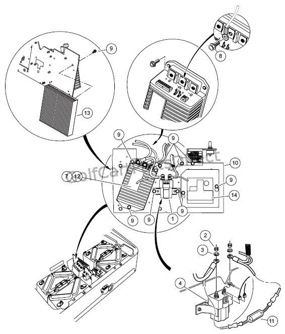 [DIAGRAM] Club Car Precedent Battery Diagram FULL Version