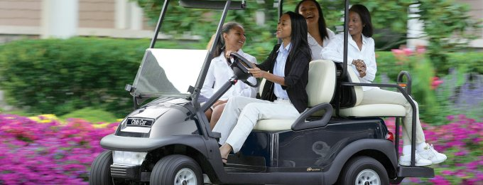 Connectivity of Club Car for Your Family