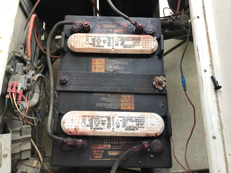 Wiring Diagram For Golf Cart Batteries 4 Signs You Need To Replace Your Golf Cart Batteries