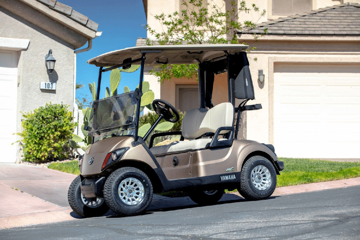 Study Reveals Golf Cart Market to Reach USD 2 5 Billion by