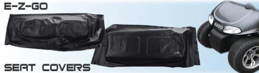 EZGO Seat Covers