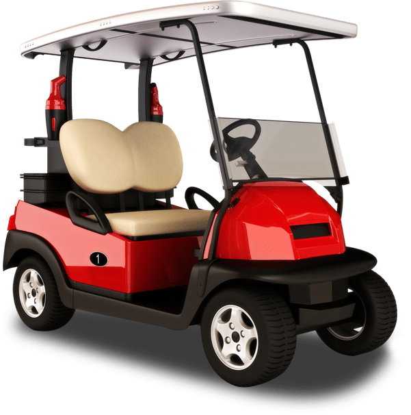Luxury Custom Golf Carts Cypress