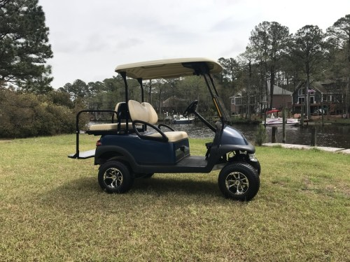 golf cart for sle new bern nc