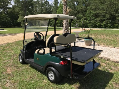 NEW BERN GOLF CART DEALER