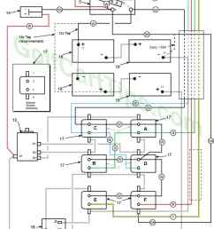 1963 65 model de control circuit wiring diagram for 16 gauge wire [ 1024 x 1497 Pixel ]