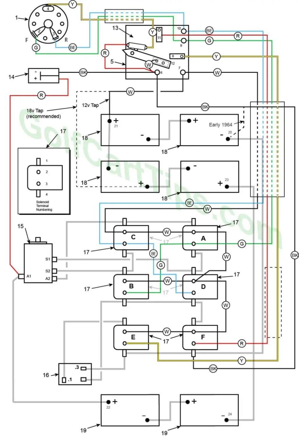 medium resolution of 1963 65 model de control circuit wiring diagram for 16 gauge wire