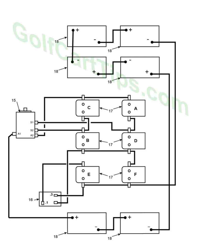 medium resolution of 1963 65 model de heavy cable diagram harley davidson golf cart