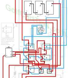 harley davidson golf cart wiring diagrams 1967 1978 dereverse first speed only shown  [ 1024 x 1731 Pixel ]