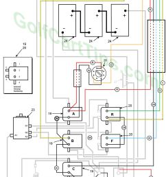 harley davidson golf cart wiring diagrams 1967 1978 de taylor dunn golf cart wiring diagram 1971 [ 1108 x 1885 Pixel ]