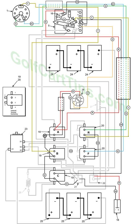 small resolution of 1971 model de control circuit wiring diagram for 16 gauge wire