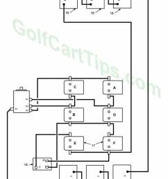 1966 model de heavy cable diagram [ 1024 x 1395 Pixel ]