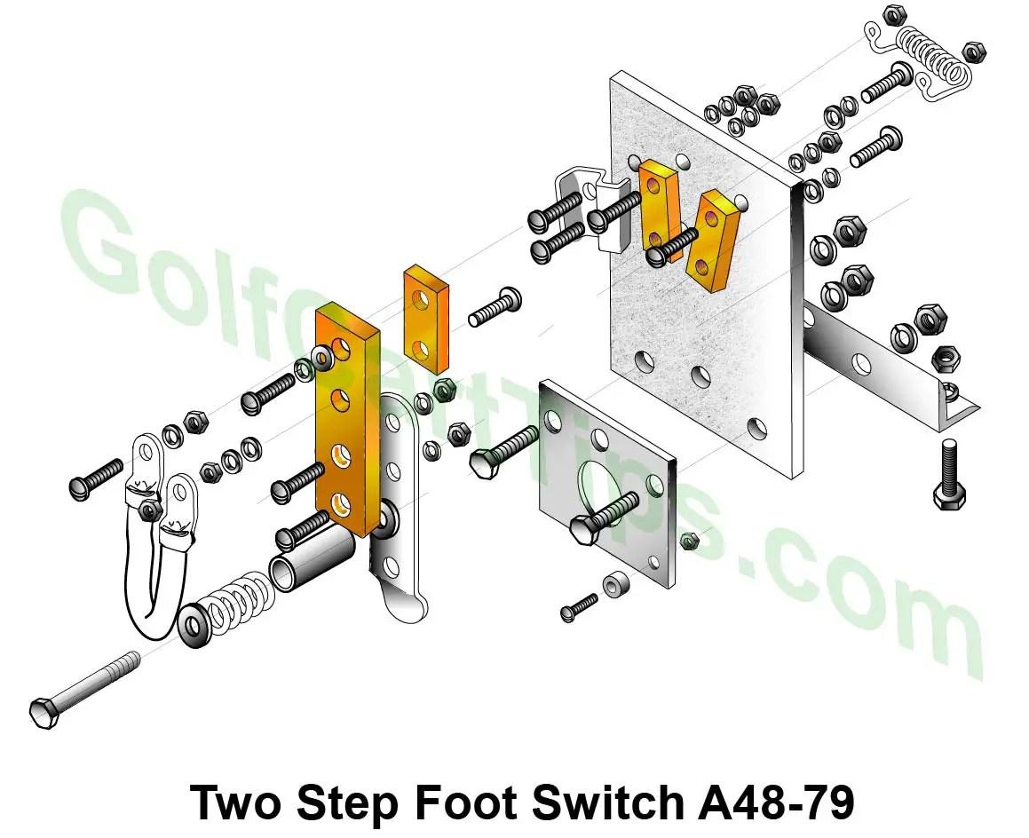hight resolution of troubleshooting cushman golfsters 1954 58 wiring diagrams cushman wiring diagrams